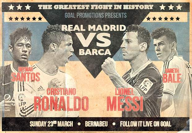 Ronaldo & Bale v Messi & Neymar: Who delivered the knockout blow?