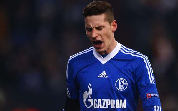 Draxler out to attract big clubs again
