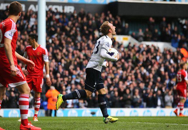 Tottenham 3-2 Southampton: Sigurdsson seals dramatic comeback