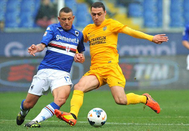 Romulo in maglia Verona