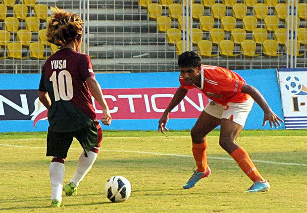 Top and Flop: Sporting Clube de Goa 1-3 Mohun Bagan