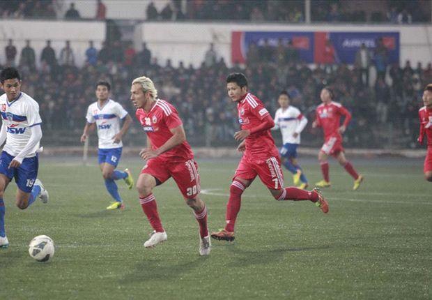 Shillong Lajong FC 3-0 Bengaluru FC: League leaders stunned in Shillong