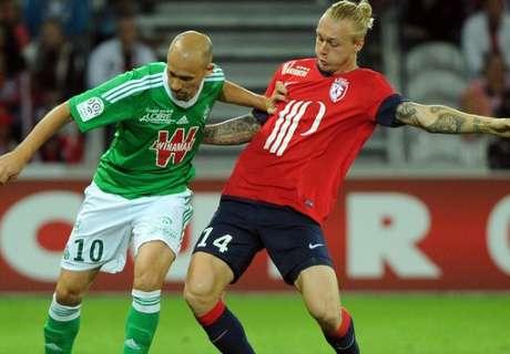 Ligue 1, Saint-Etienne: Cohade, Clerc et Monnet-Paquet absents face au LOSC
