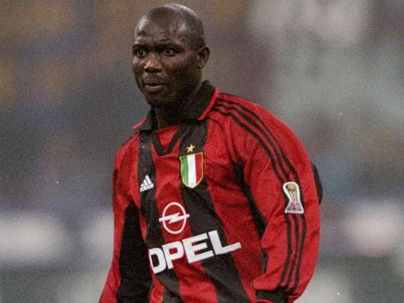 George Weah évoque la situation du Milan