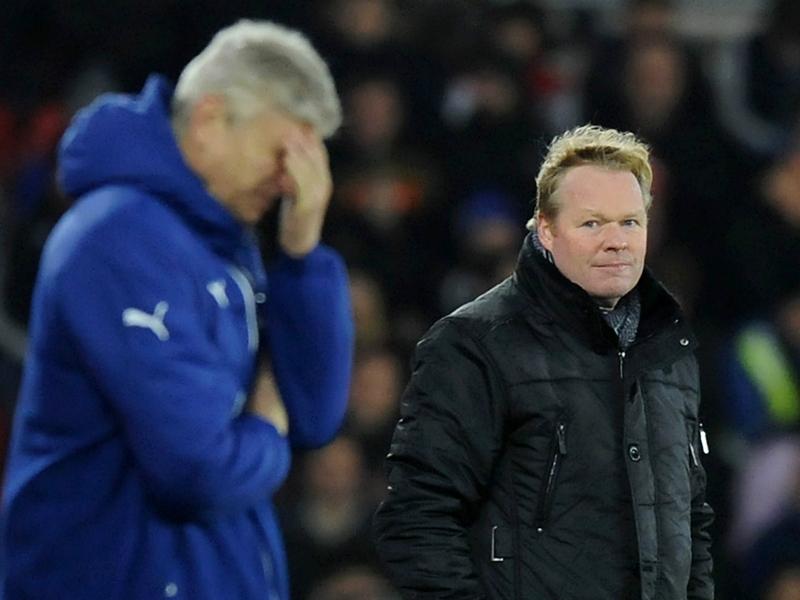 Angleterre, Henry ne voit pas Wenger sélectionneur