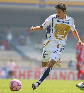 Efrain Juarez- Pumas (Mexsport)