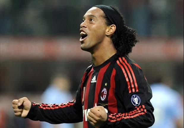 Jose Mourinho Is Great - Ronaldinho