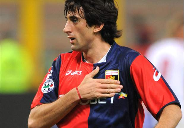 Juventus To Challenge Inter For Genoa Striker Diego Milito – Report