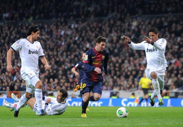 La BBC, contra Neymar, Messi y Cesc Fábregas...¡las alineaciones del Clásico!