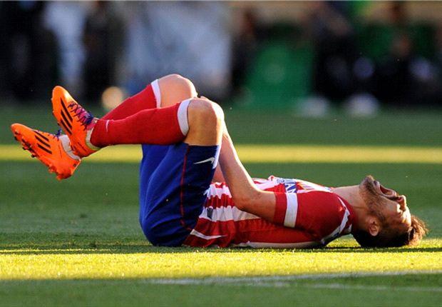 La teatralidad y el engaño de los jugadores de La Liga BBVA