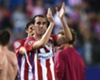 Atletico Madrid defender Diego Godin