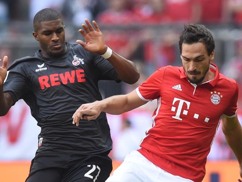 Bayern Munich - Cologne (1-1), premier accroc pour les Bavarois en Bundesliga