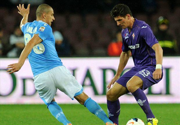 Da war noch alles gut: Mario Gomez musste später verletzt raus