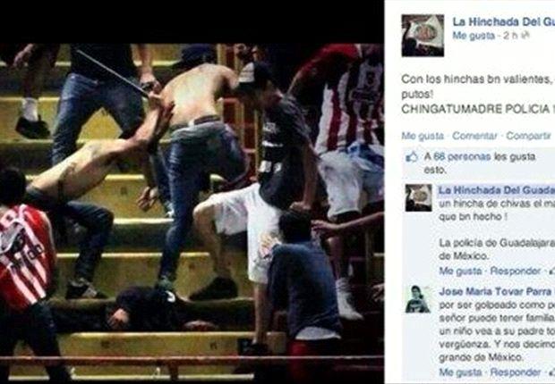 Se reportan 40 heridos y 17 detenidos tras los eventos en el Estadio Jalisco