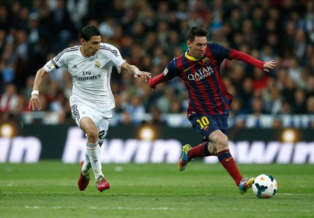 Messi breaks Di Stefano's Clasico goals record