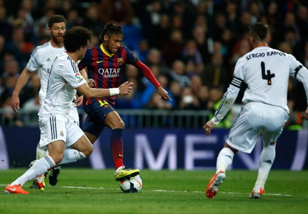 Ramos rages at 'pre-meditated' Clasico defeat