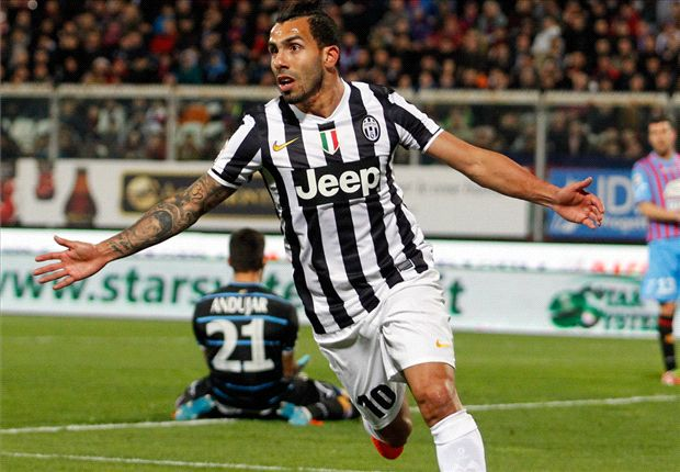 Tevez: Everybody wants to beat Juventus