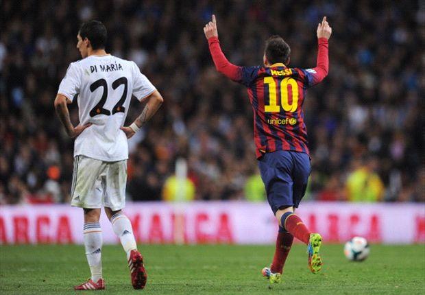 El Loco: Sensational Clasico starring King Messi, Di Maria