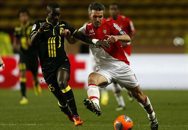 Monaco 1-1 Lille: Ranieri's men fall further behind in title race