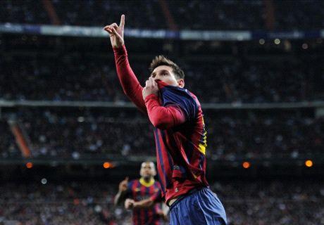 Los mejores goles de Lionel Messi