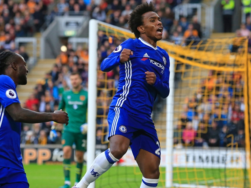 Hull City-Chelsea (0-2), Chelsea se redresse
