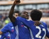 Moses, Cahill embrace new shape