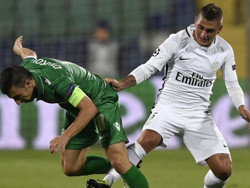 #GoalItalians - Bene Verratti-Motta, Zaza delude ancora