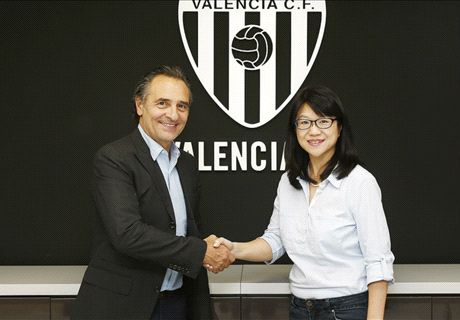 Prandelli, nuevo entrenador del Valencia