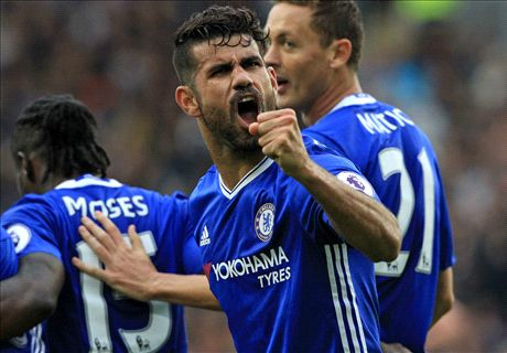 Chelsea hit form with Conte's back three