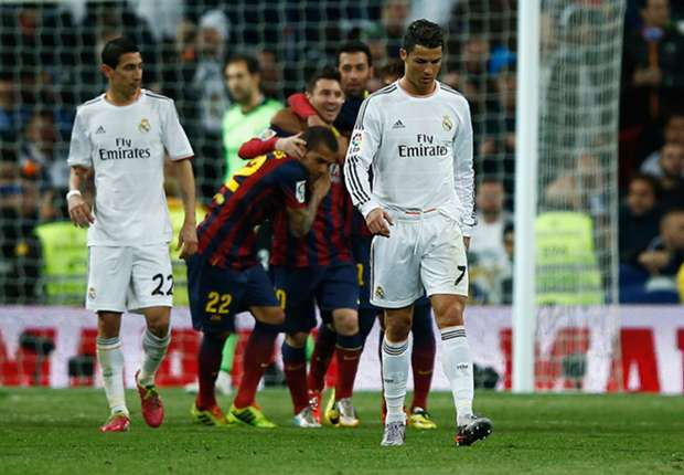 Dani Alves: Ronaldo did not deserve penalty