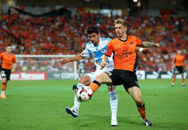 A-League Team of the Week: Midfield miracles from Brattan, Engelaar