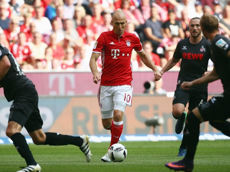 VIDÉO - Le but de Robben avec le Bayern Munich
