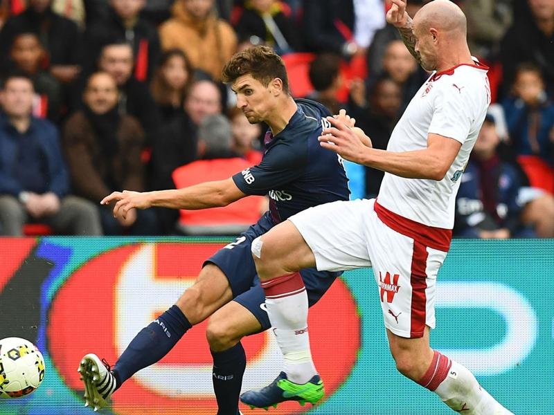 Motta, Matuidi, Meunier et les réactions d'après-match du PSG-Bordeaux