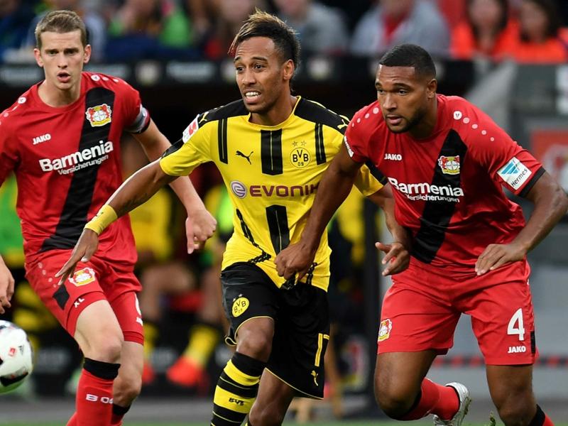 Leverkusen-Dortmund (2-0), le Bayer s'offre Dortmund