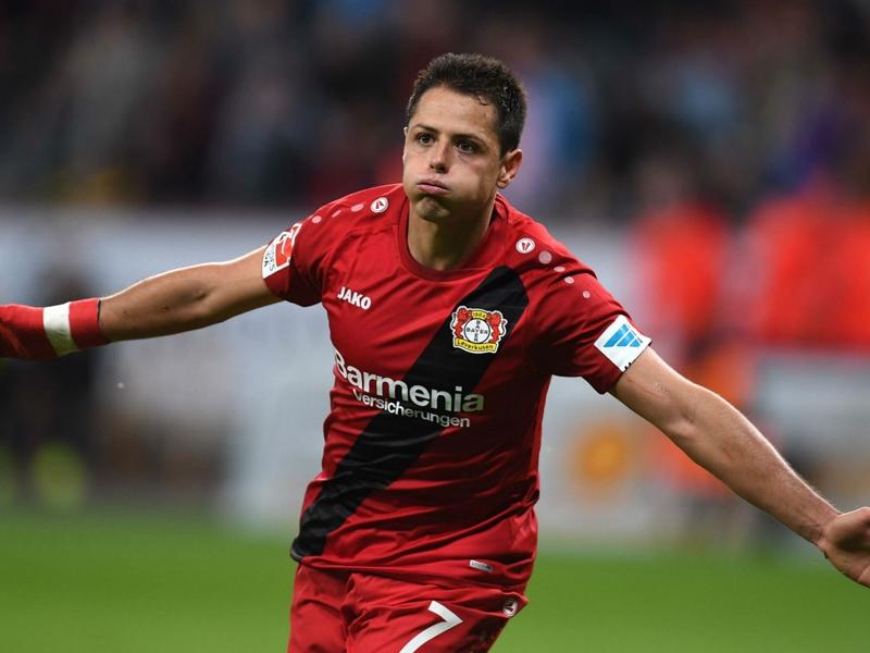 VIDÉO - Leverkusen, Schmidt impressionné par Chicharito