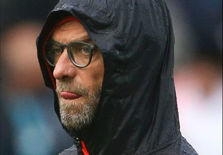 Klopp: Liverpool 'angry' with first half