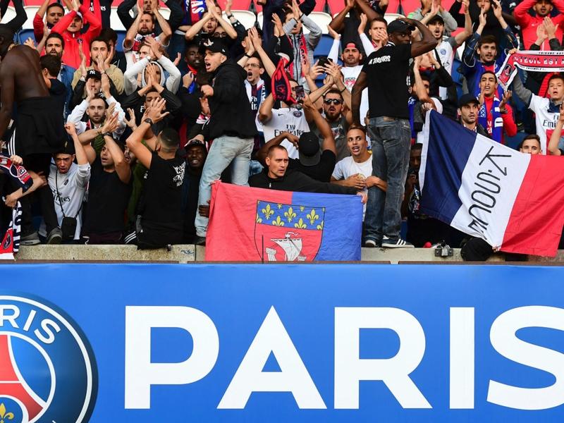 La journée presque parfaite des Ultras parisiens