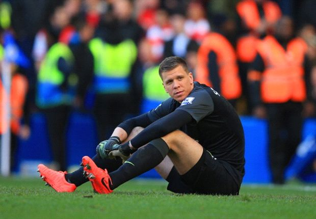 Fourth place isn't good enough for Arsenal, says Szczesny