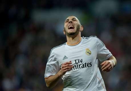 Zidane: Benzema must score more