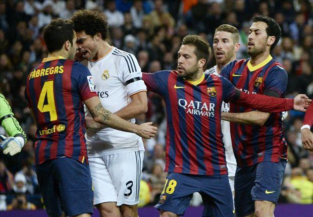 Pepe trató de desanimar a Lionel Messi
