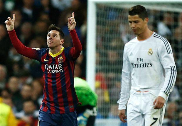 Messi y Cristiano Ronaldo lucharán por otro galardón individual