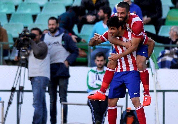 Atlético de Madrid se prueba como líder ante Granada