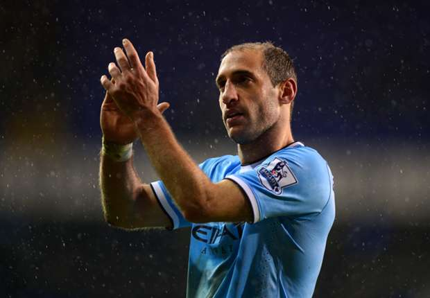 Zabaleta: Manchester City must beat Liverpool