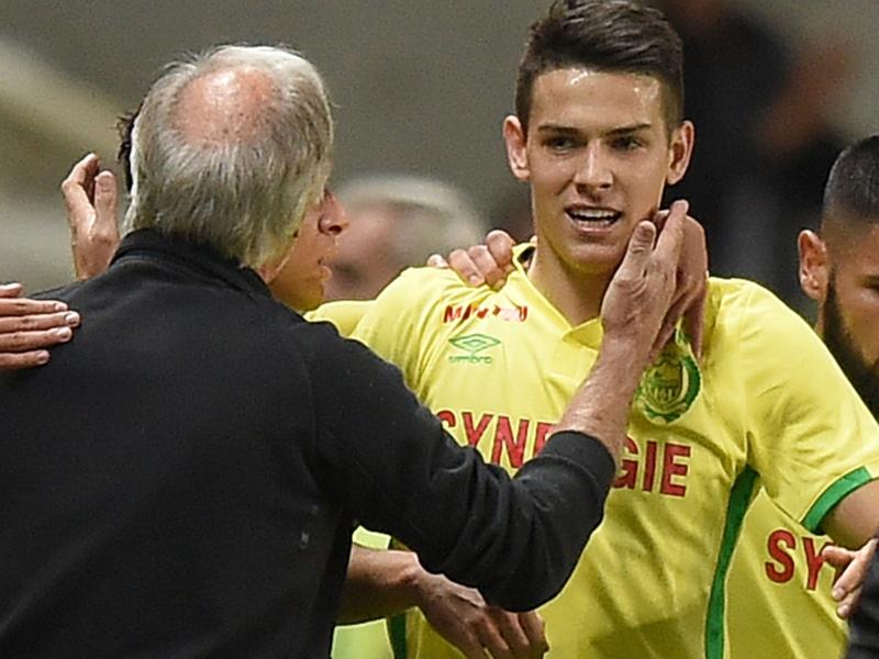 Nantes - Bastia (1-0), Stepinski offre à Nantes et Girard un peu de répit