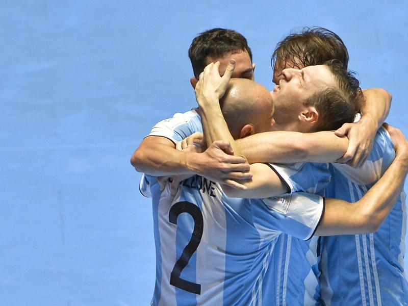 Calcio a 5, Argentina campione del mondo: Russia battuta 5-4