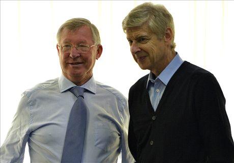 RUMOURS: Man Utd wanted Wenger