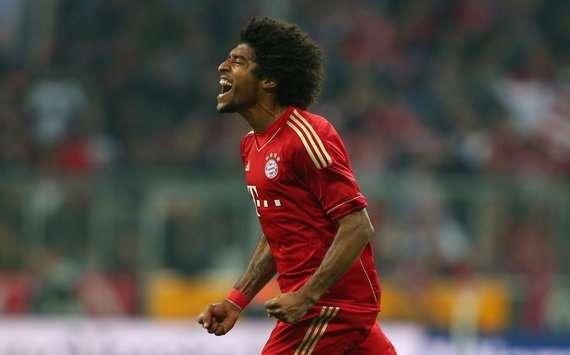 Bleibt den Bayern treu: Dante