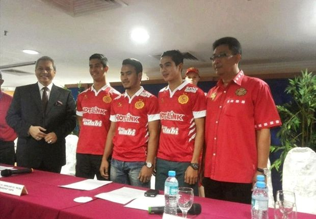 Wan Zack Haikal can't wait to play for the Red Warriors
