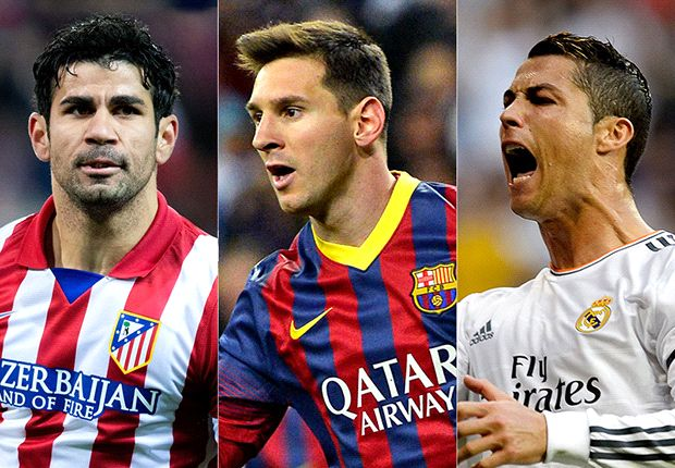 Atletico, Barcelona or Real Madrid? Ben Hayward predicts the Liga run-in