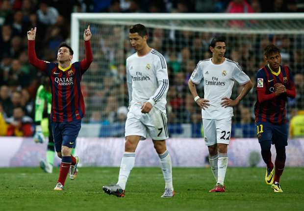 Failure to beat Barcelona & Atletico could cost Real Madrid the title